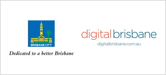 BCC DigitalBrisbane Logo