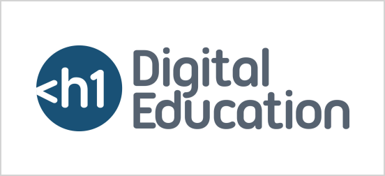 H1 Digital Education Logo