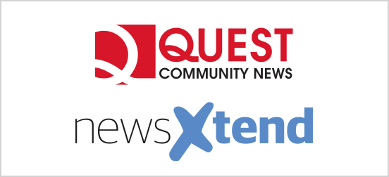 Quest NewsXtend Logo