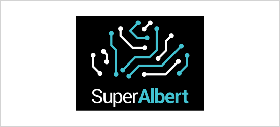 Super Albert Logo