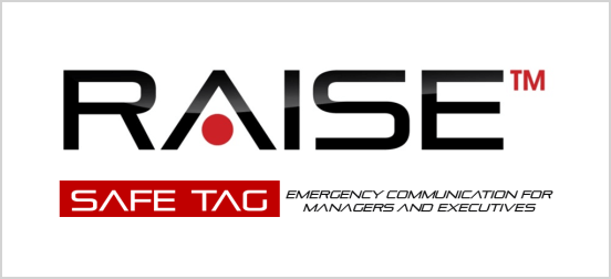 Raise Safe Tag Logo