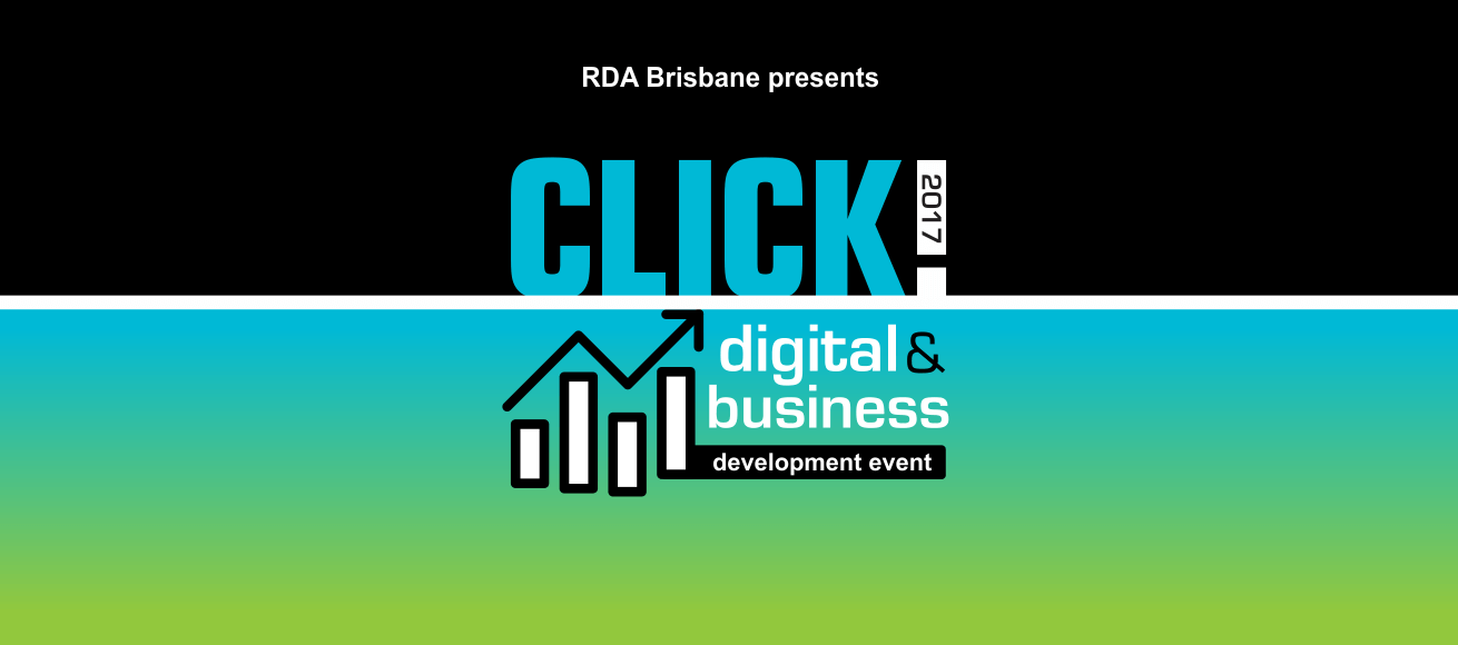 CLICK! 2017 Digital & Business Development Event logo